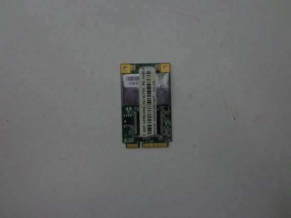 Placa Wifi Notebook Itautec Infoway W7650