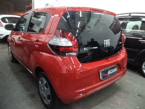 Fiat Mobi Like 1.0 Flex 2018 Completo + Airbags + Abs + Mp3!