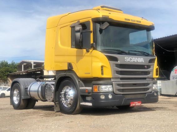 Scania P360 Ano 2014 Automatico 4x2