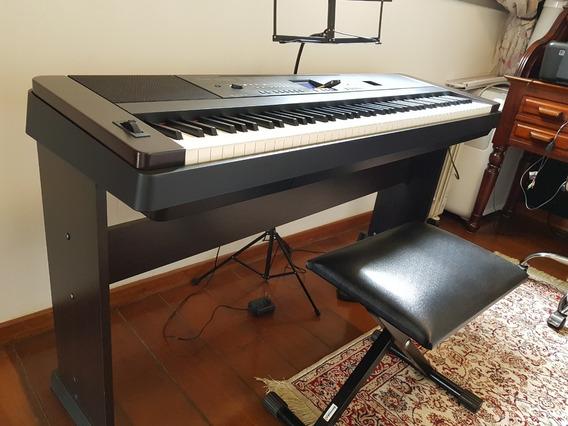 Piano Digital Yamaha Dgx 630 Usado - Pianos Digitais Usado