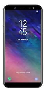 Celular Libre Samsung Galaxy A6 3/32gb Sellado Negro 16mp