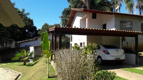 Chácara Com 2 Dormitórios À Venda, 2100 M² Por R$ 750.000,00 - Vila Helena - Sorocaba/sp - Ch0038