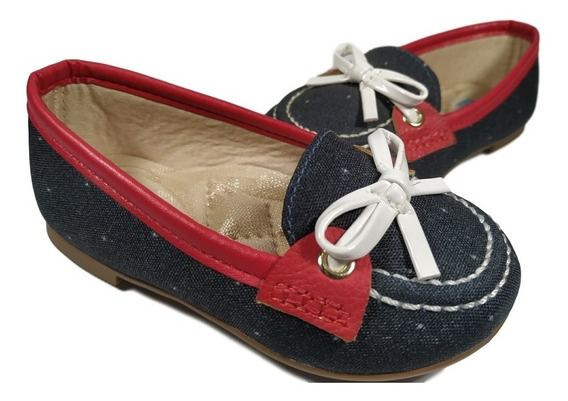 Sapato Infantil Casual Molekinha 2106.142 - Jeans Escuro