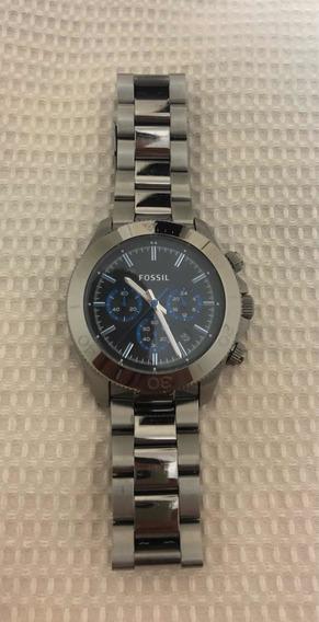 Relógio Fossil - 100% Original Com Cx E Etiqueta.