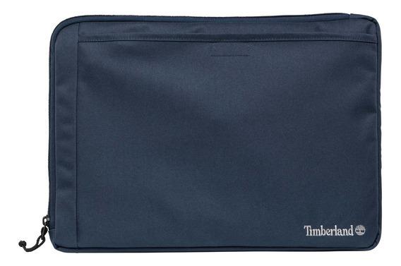 Bolsa Para Lap-top Timberland Negro Tb0a1lhm019 Unisex