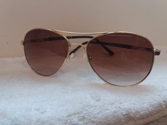 Guess Óculos De Sol Feminino Gf0295 33f Original Sem Caixa