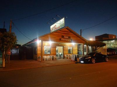 Restaurante/churrascaria/pizzaria Com Cozinha Industrial
