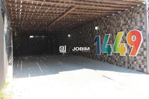Imagem 1 de 2 de Box Garagem Para Aluguel - Es-s3-490a