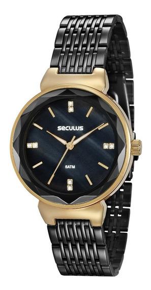 Relógio Seculus Feminino 20594lpsvhs2