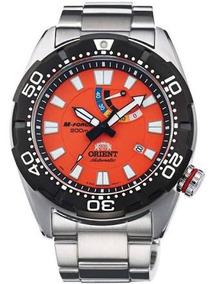 Relógio Orient M-force Bravo Diving Automatic Sel0a003m