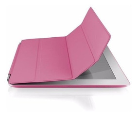 Capa Smart Cover P/ Tablet Multilaser 7 Rosa - Bo218