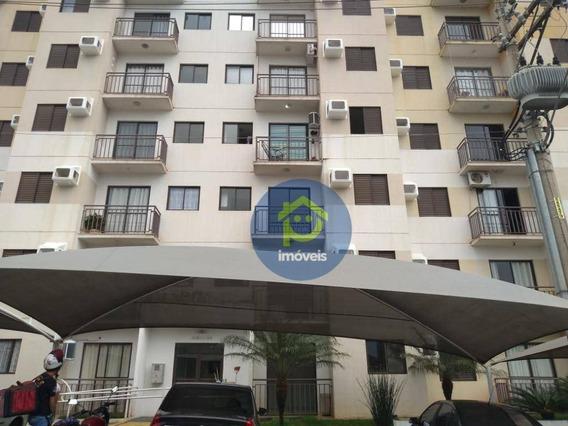 Apartamento Com 2 Dormitórios À Venda, 50 M² Por R$ 180.000 - Jardim Vivendas - São José Do Rio Preto/sp - Ap7420