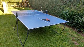 Alquiler Ping Pong Mesa Tamaño Profesional Plegable Por Mes