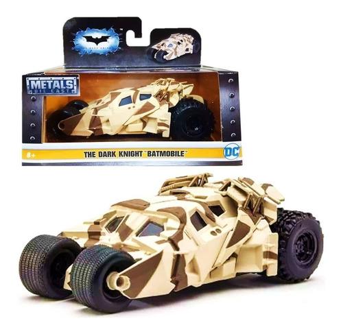 Imagen 1 de 6 de Auto Batman The Dark Knight Batmovil 2008 Escala 1:32
