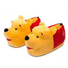 Ricsen Pantufa 3d Pooh - Pronta Entrega - 100% Original