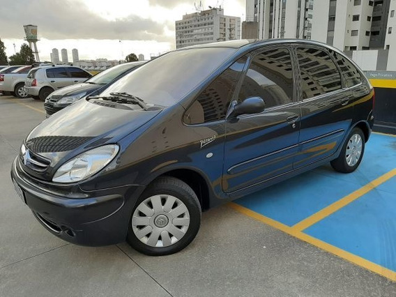 Citroen Xsara Picasso 2.0 Exclusive 16v Gasolina 4p Manual