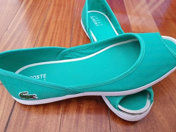 Zapatillas Lacoste Chatitas