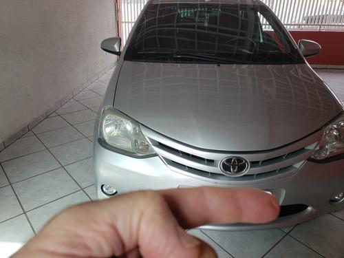 Toyota Etios 2014 1.3 16v X 5p