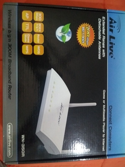 Router Air Live 300 Mbps