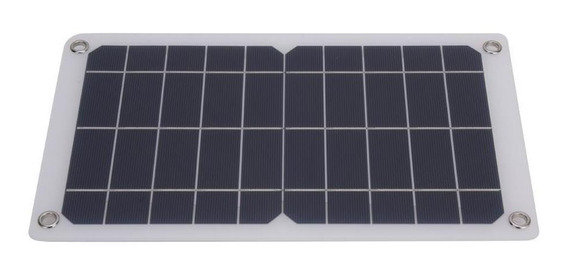 Panel Solar Monocristalino Módulo De Carga Fotovoltaico