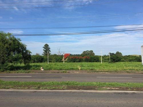 Terreno Industrial À Venda, Cristóvão Colombo, Piracicaba. - Te0439