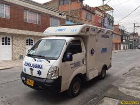 Ambulancias Otros 4x4