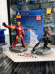Disney Infinity 2.0 Marvel Super Heroes (kit Inicial) Ps4