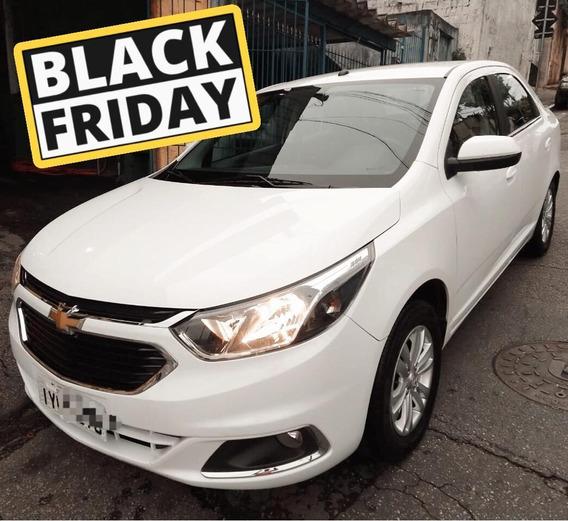 Chevrolet Cobalt 1.8 Ltz Aut. 4p 2019 Oferta Black Friday