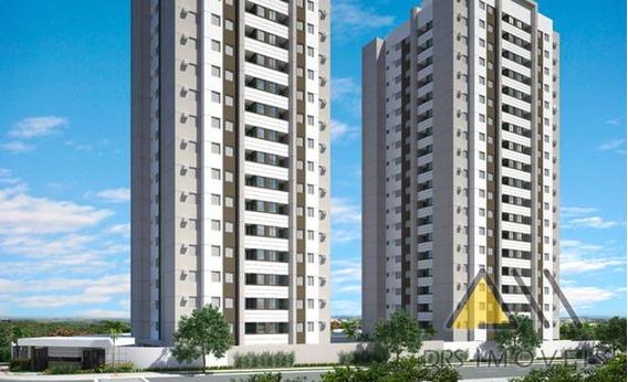 Apartamento Padrão Com 2 Quartos No Duetto Residence - Ap22-v