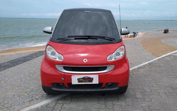 Smart Fortwo 1.0 Coupê Turbo 12v Gasolina 2p Automático