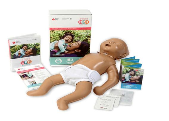 Maniquí De Entrenamiento Rcp Neonatal + Envío Gratis