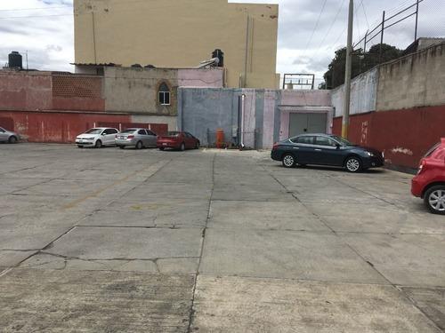 Terreno Comercial Centro De Tlaxcala
