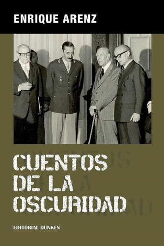 Cuentos De La Oscuridad  Libro De Enrique Arenz