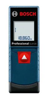 Medidor De Distancia Glm20 A Laser 20m Bosch