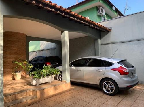 Imagem 1 de 30 de Sobrado Com 3 Dormitórios À Venda, 200 M² Por R$ 855.000,00 - Parque São Domingos - São Paulo/sp - So1450