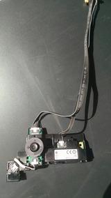 Sensor +chave Liga Desliga Tv Samsung Un40j5300