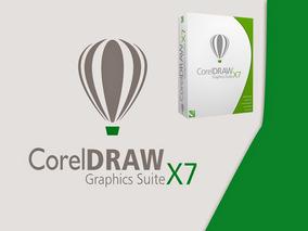 Corel Draw X7 + Keygen + Brindes (w8 & W10)