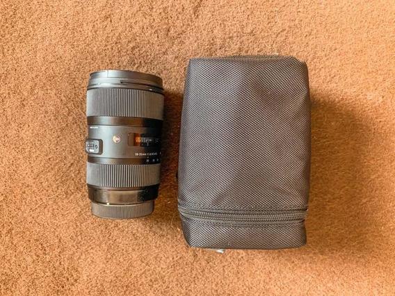 Lente Sigma 18-35mm F/1.8 Art