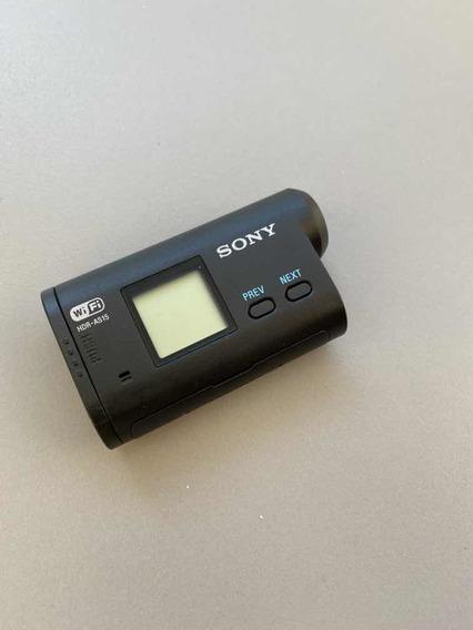 Sony Action Cam Hdr-as15 + Acessórios