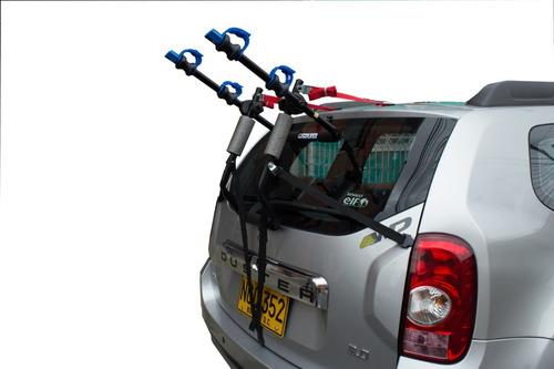 Portabicicletas Para Carro O Camioneta; Para 2 Bicicletas
