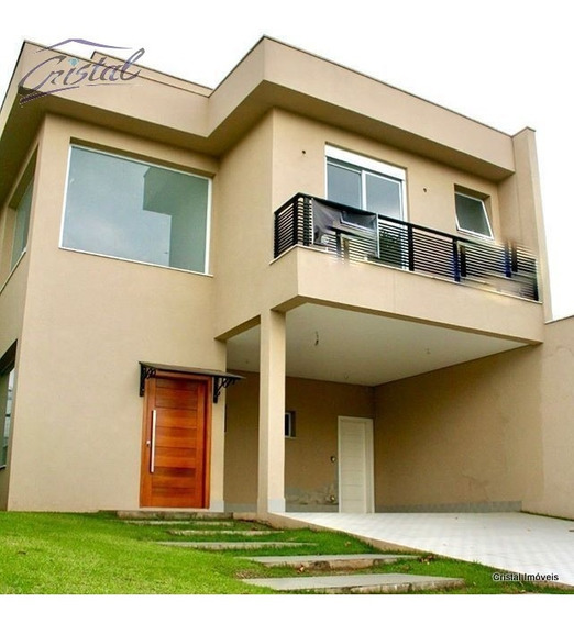 Casa Para Venda, 4 Dormitórios, Granja Viana - Cotia - 21255