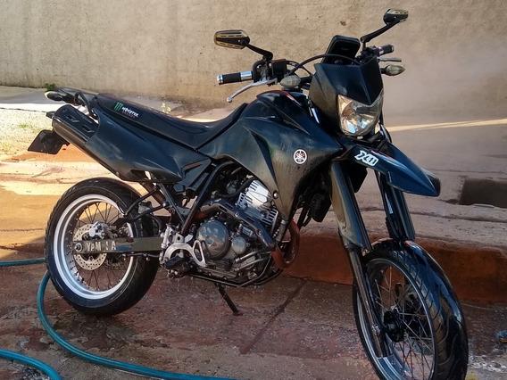 Yamaha Lander X