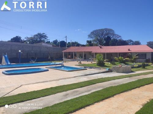 Grande Oportunidade, Chácara Em Salto De Pirapora - Ch00237 - 68028733