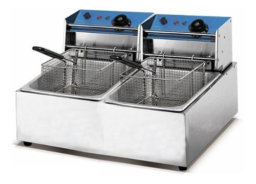 Fritadores Fritador Electrico Kuma 6l+ 6l  Hef 82 Fama