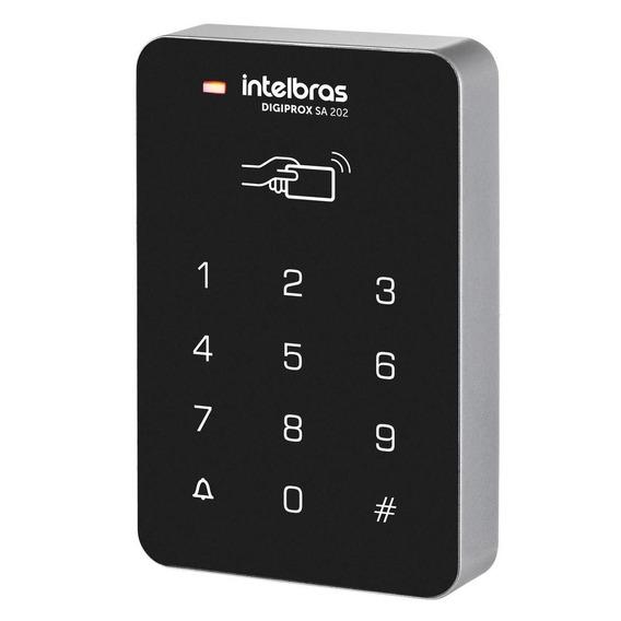 Controle De Acesso Intelbras Digiprox Sa 202 Senha/cartão