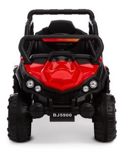 Carro Montable Eléctrico Buggy Control Remoto Usb
