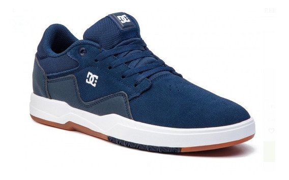 Zapatillas Dc Shoes Barksdale (nvw) L19/20 Azul
