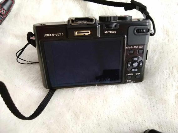 Maquina Digital Leica D-lux 6