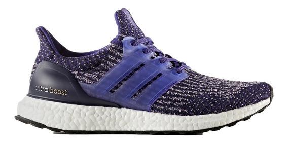 adidas Zapatillas Running Mujer Ultraboost Violeta/lila