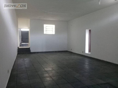 Salão Para Alugar, 175 M² Por R$ 3.500/mês - Carrão - São Paulo/sp - Sl0125